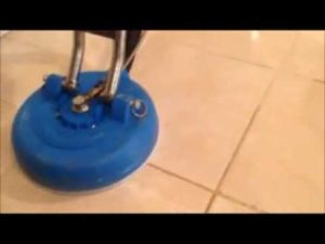 Floor and tile cleaning