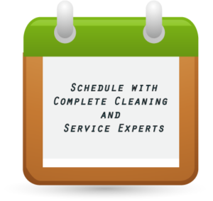 schedule your cleaning