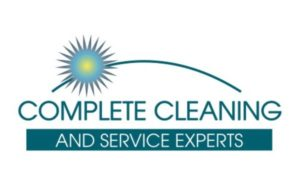 complete cleaning logo